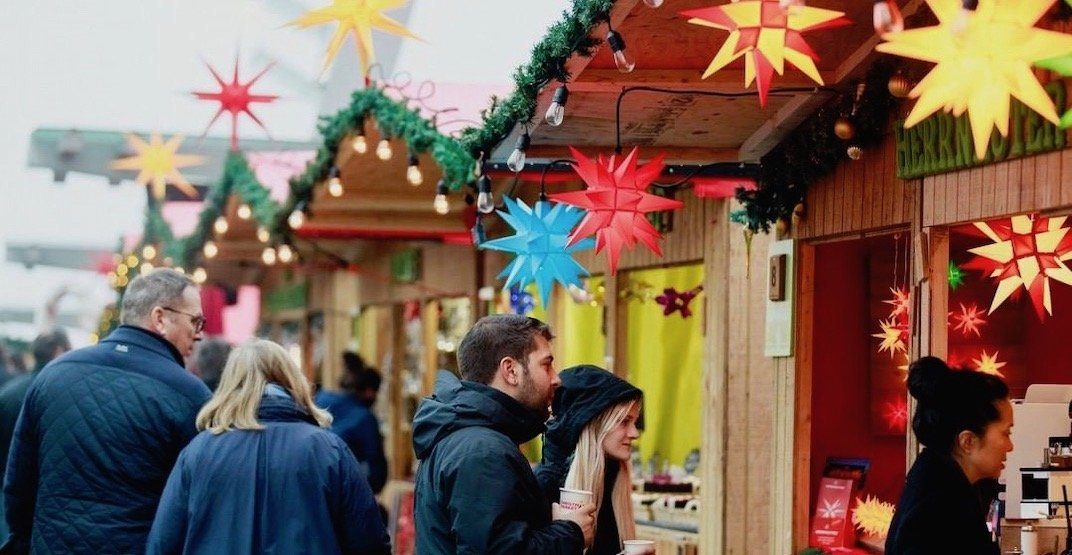13 best Christmas markets and holiday craft fairs in Vancouver