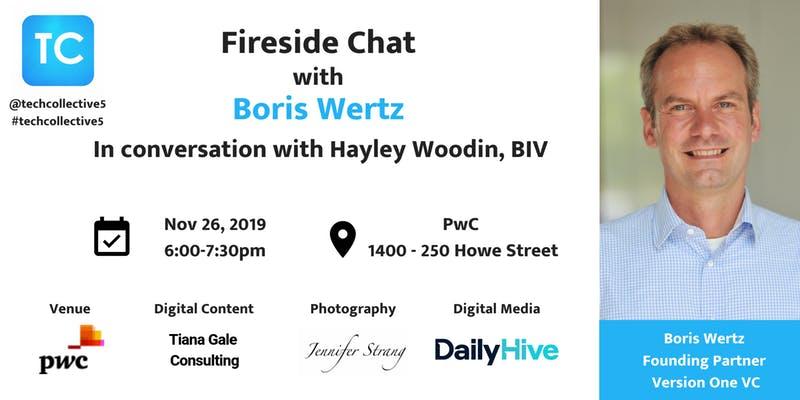 fireside chat