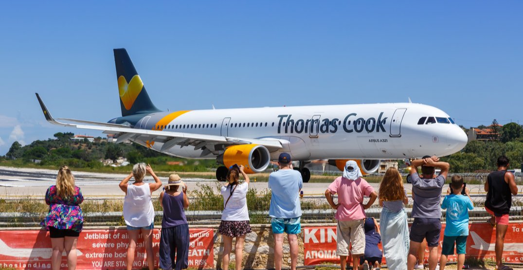Embattled flight agency Thomas Cook Group saved by Chinese travel giant
