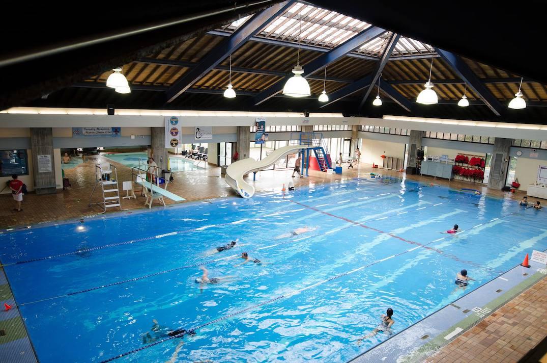 CG Brown Pool