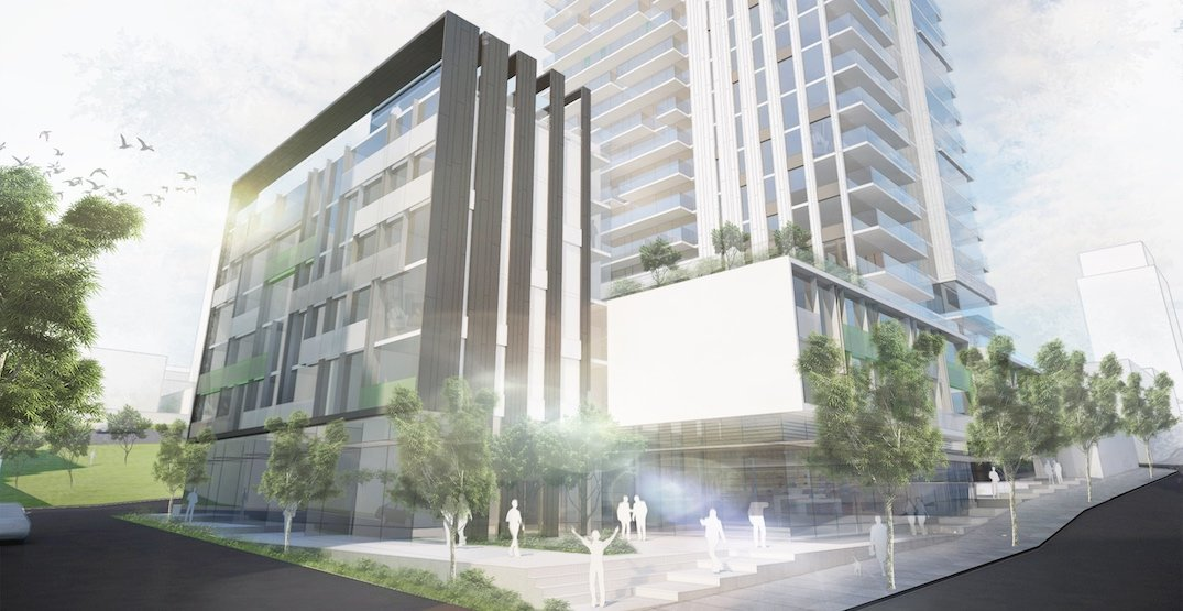 66 affordable rental homes for artists being built in New Westminster