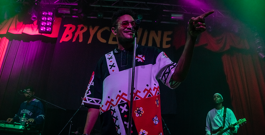 Bryce Vine talks his first Canadian tour ahead of Montreal show (PHOTOS)