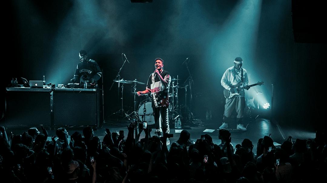 Bryce Vine - Vancouver - Nov 2019