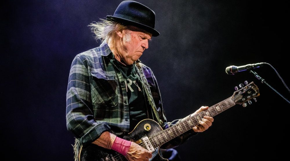 Neil Young says his cannabis use is impacting bid for US citizenship