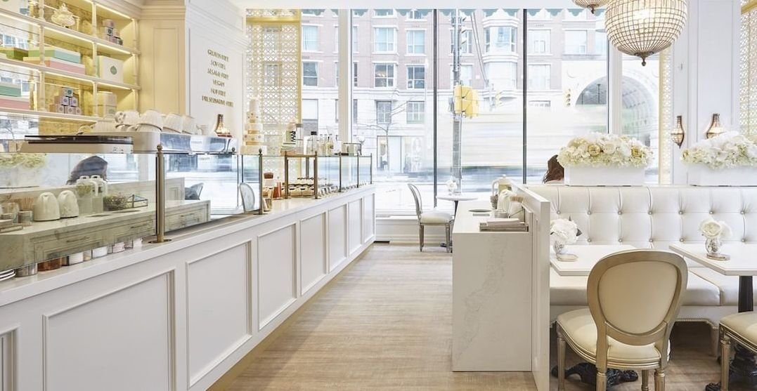This popular Yorkville gluten-free and vegan cafe just shuttered