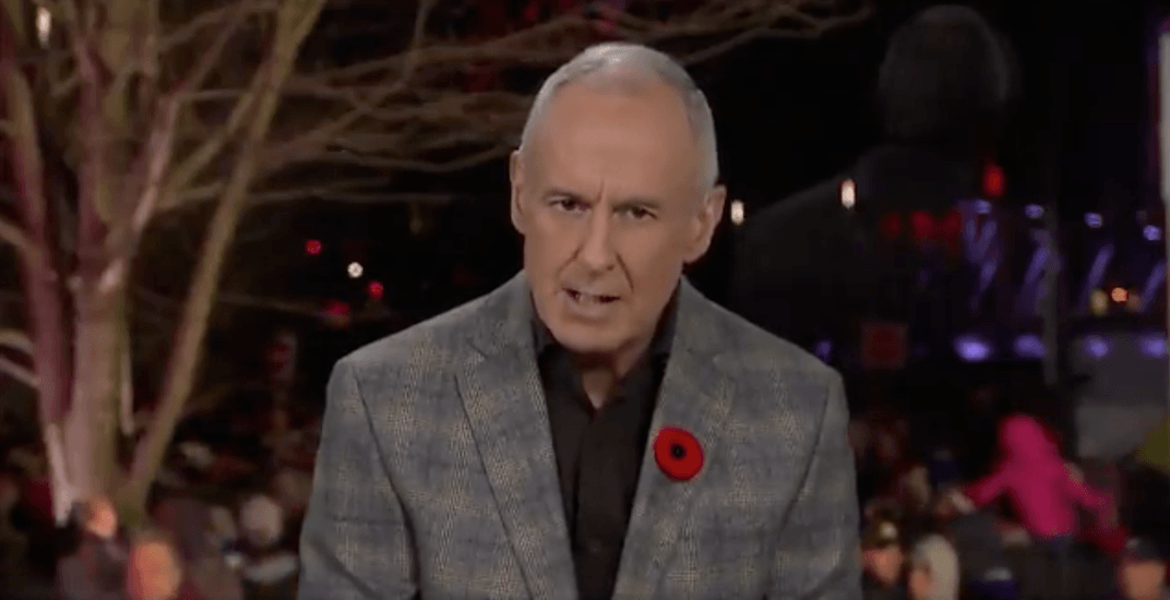 "Ron MacLean apologizes for allowing Don Cherry's ""discriminatory"" rant (VIDEO)"