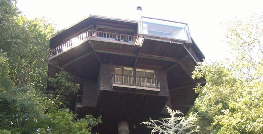You can rent the dreamiest treehouse in Portland on Airbnb (PHOTOS)