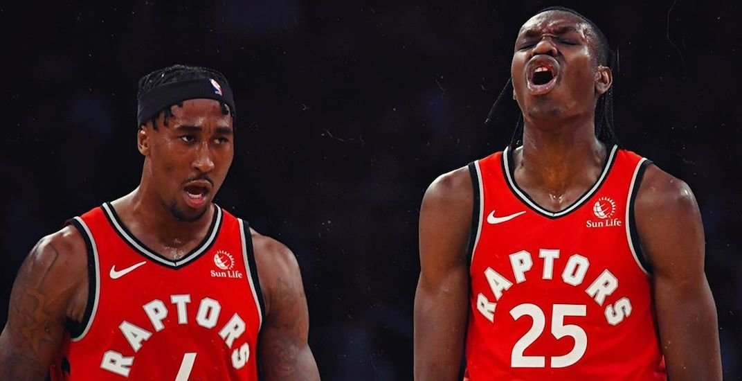 Injury-depleted Raptors prove there is life after Kawhi