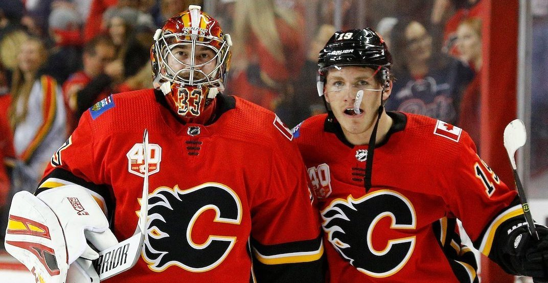 Handing out awards to the best and worst Calgary Flames players so far
