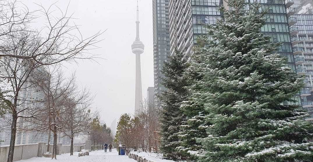 """Over 20cm of snow expected as """"significant"""" system rolls in: The Weather Network"""