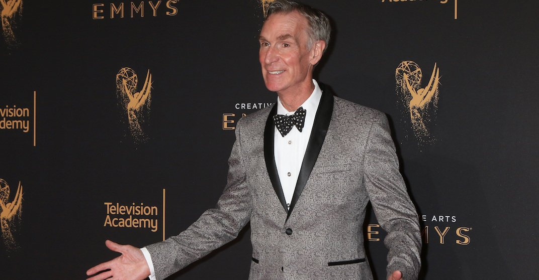 Bill Nye the Science Guy is coming to Edmonton this weekend