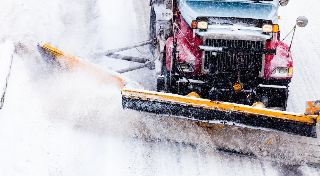 Montreal launches its earliest-ever snow-clearing operation