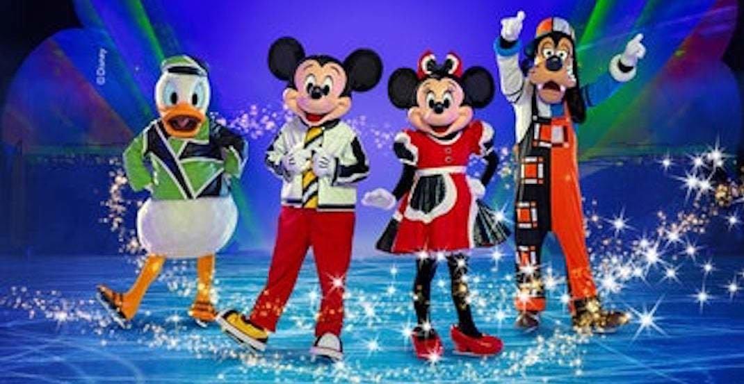 Disney On Ice coming to Edmonton Expo Centre next week