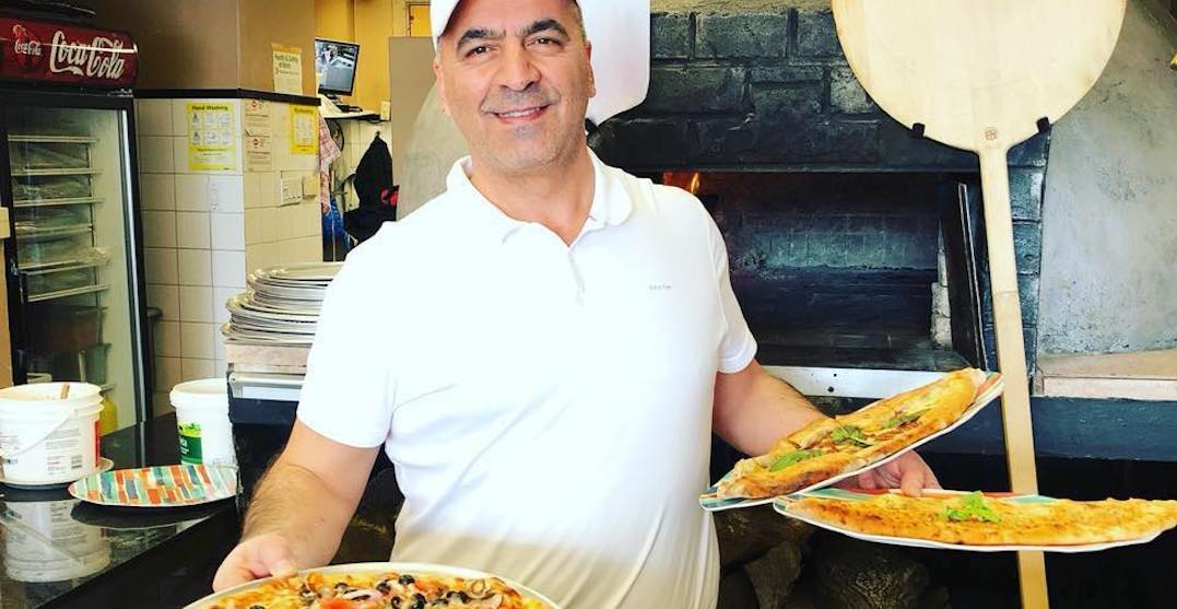 Toronto pizza parlour donates 300 slices to those in need