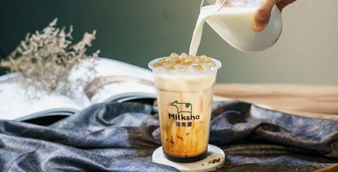 5 incredible treats you need to try at Vancouver's newest bubble tea spot