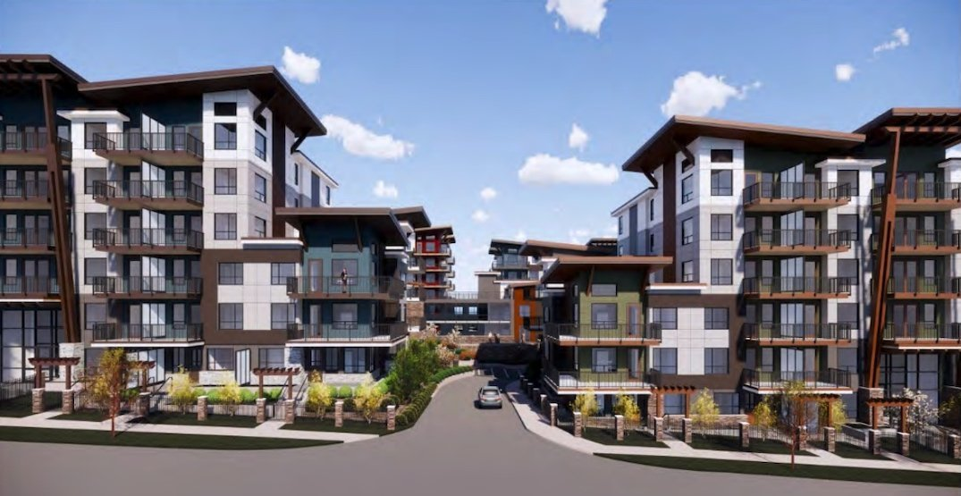 Nearly 500 rental homes in proposed development for Langley