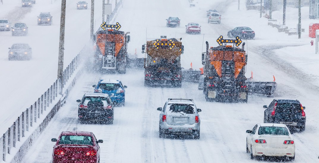 Montreal's snow removal operations expected to last 5 days