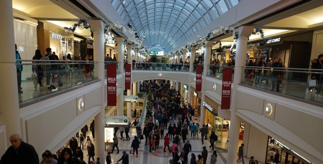Metropolis at Metrotown is having a massive mall-wide Black Friday sale