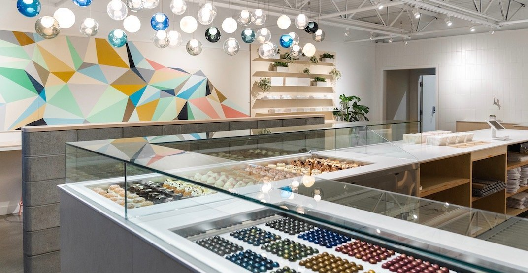 Best chocolate shops in Vancouver
