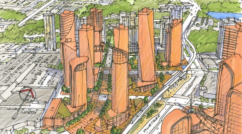 coquitlam city centre
