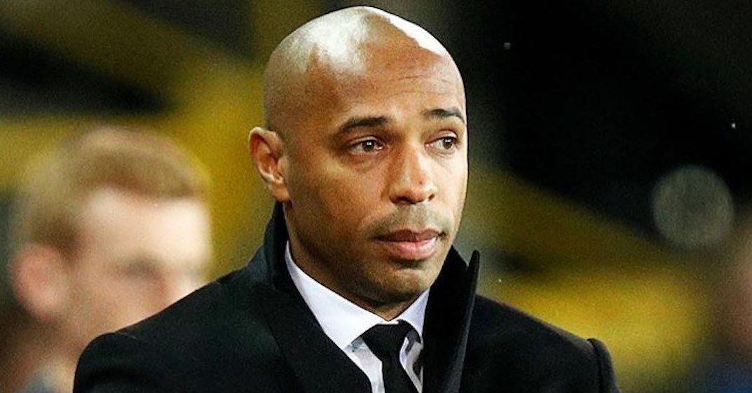 Thierry Henry has been named head coach of the Montreal Impact