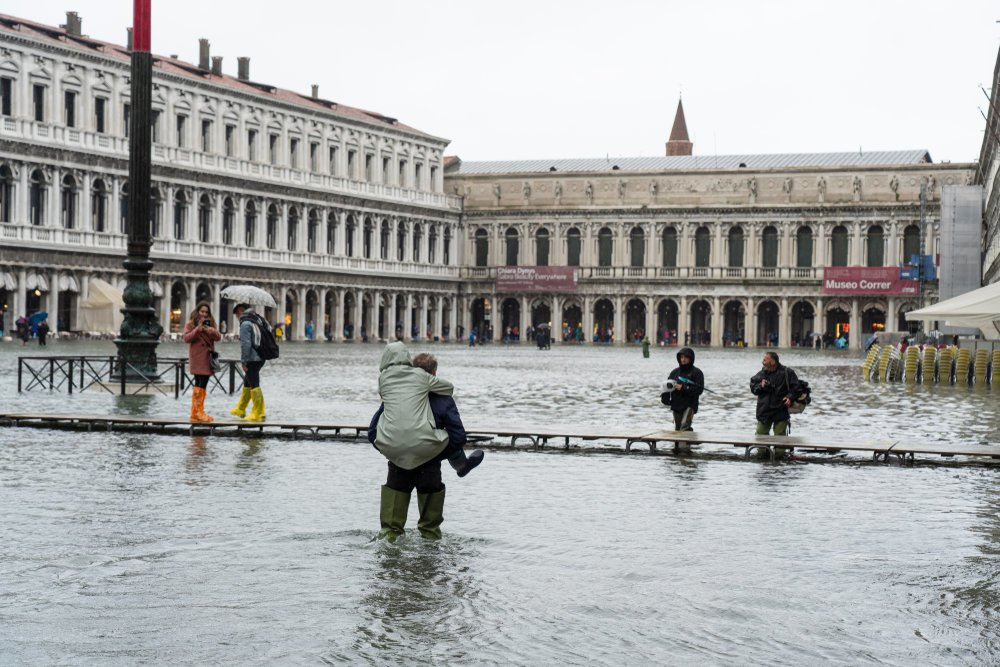 Venice declares state of emergency after worst floods in 50 years