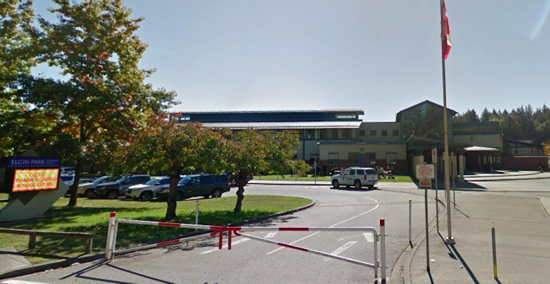 "Surrey high school in lockdown over ""unspecified threat"""