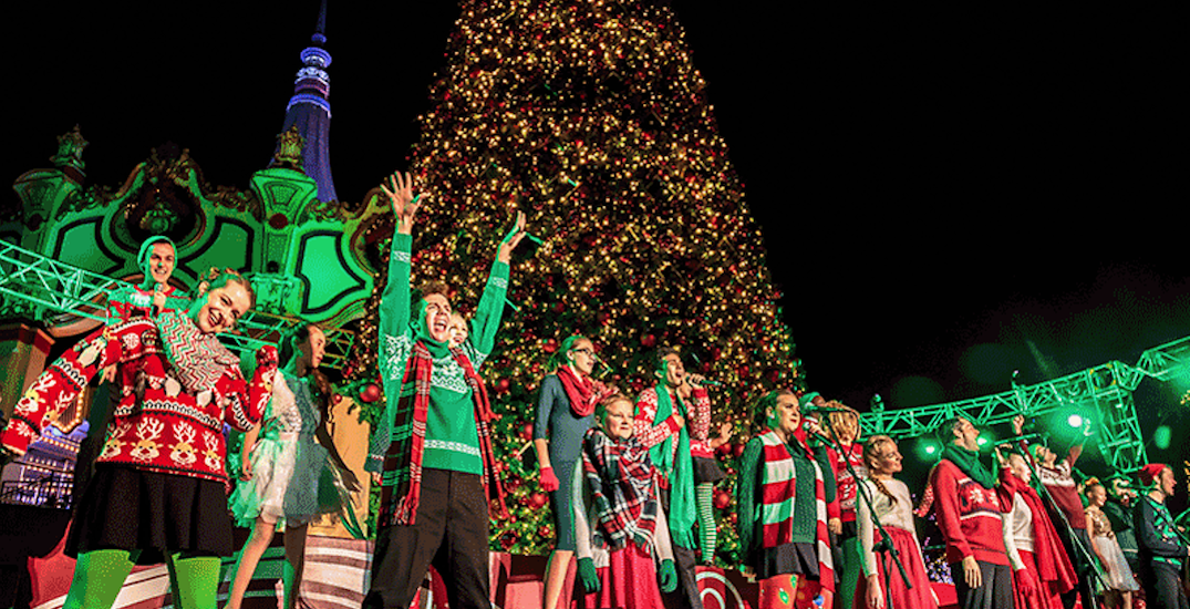 Everything you can enjoy at Canada's Wonderland's new winter festival