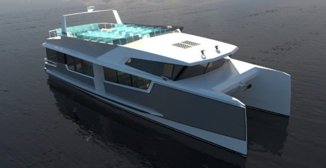 Metro Vancouver suggests new TransLink electric-ferry service in the Fraser River