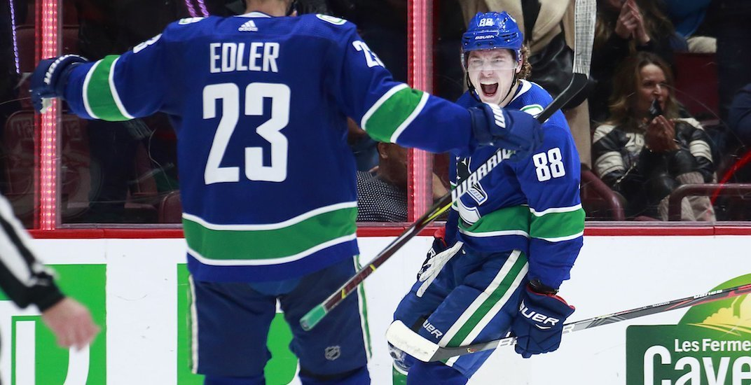 """Gaudette gets best chance to become """"foundation player"""" for Canucks"""