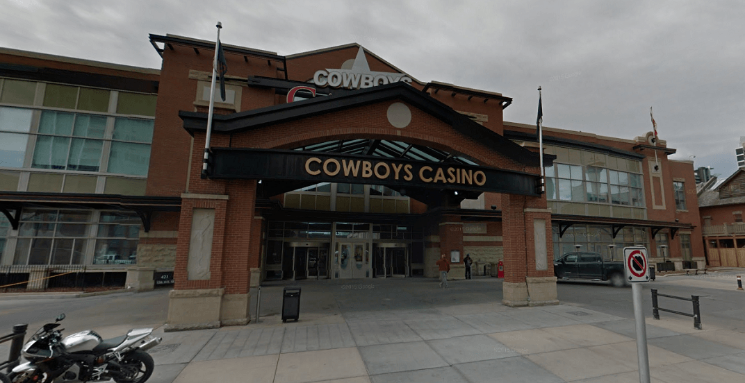 Charges laid in relation to armed robbery at Cowboys Casino