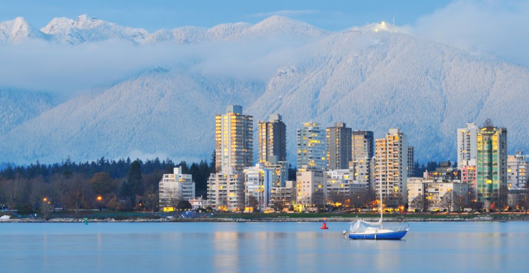 You can fly from Toronto to Vancouver for $283 roundtrip this winter