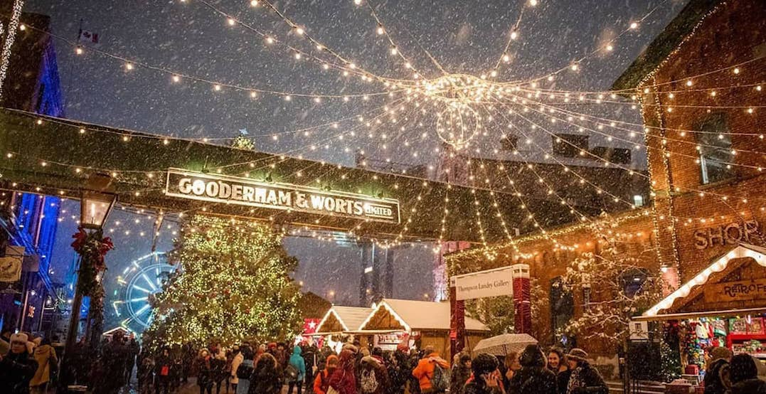 Image result for toronto christmas market 2019