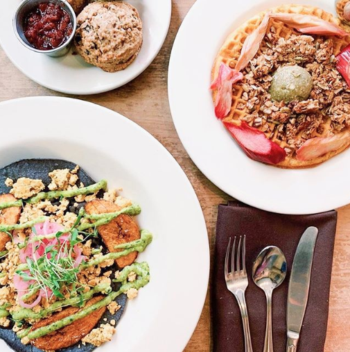 Vegetarian spots in Seattle that you need to try now