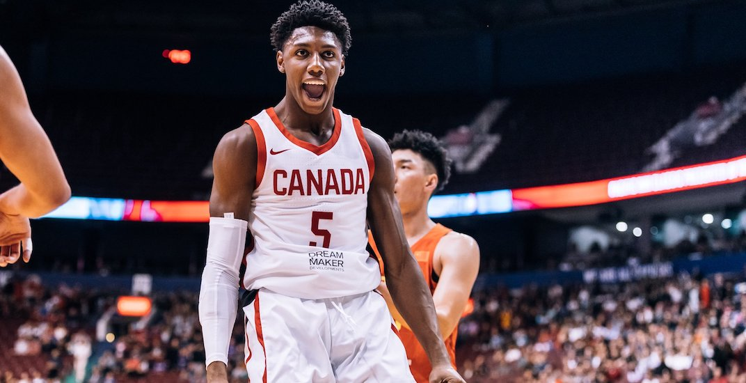 Canada to host Olympic men's basketball qualifying tournament in Victoria