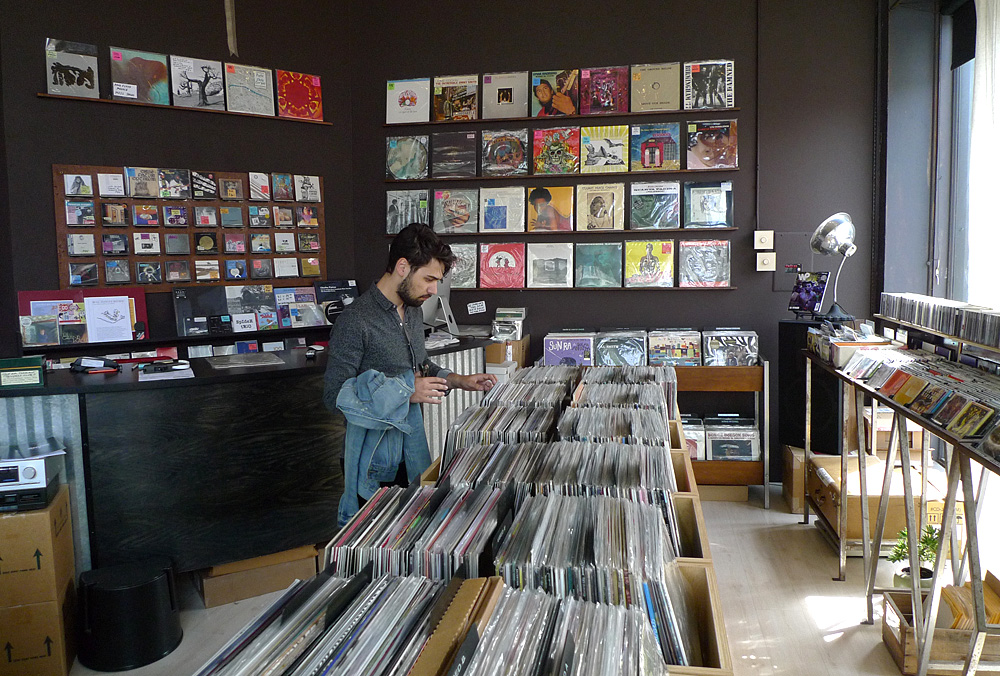Seattle record stores