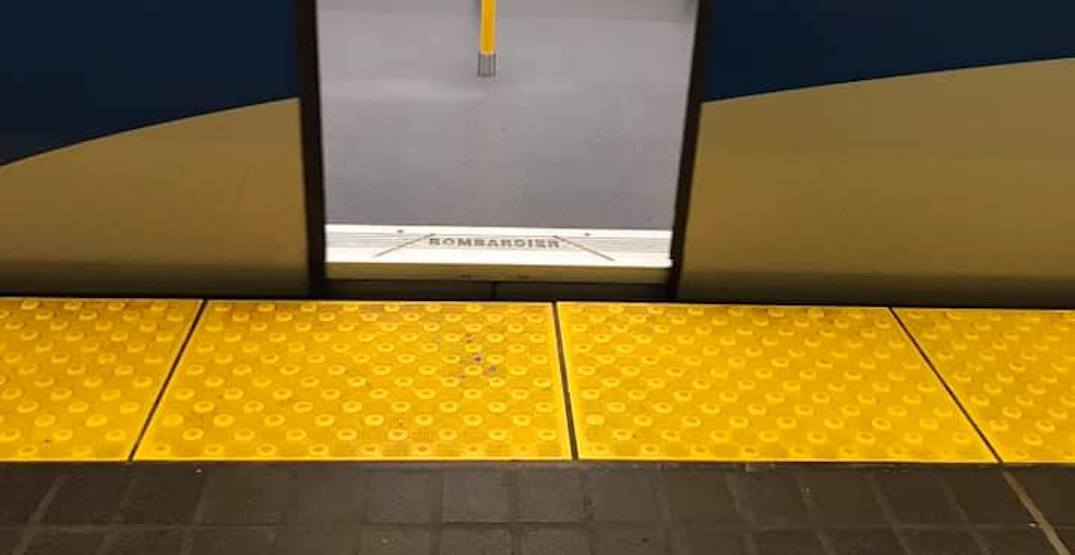 Wheelchairs rarely have problems rolling over SkyTrain platform gap, says TransLink