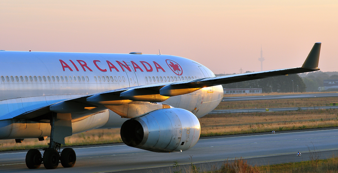 Toronto-bound Air Canada flight makes emergency landing in Madrid