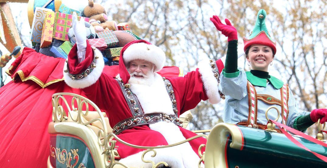 Macy's annual Holiday Parade is returning to downtown Seattle this month
