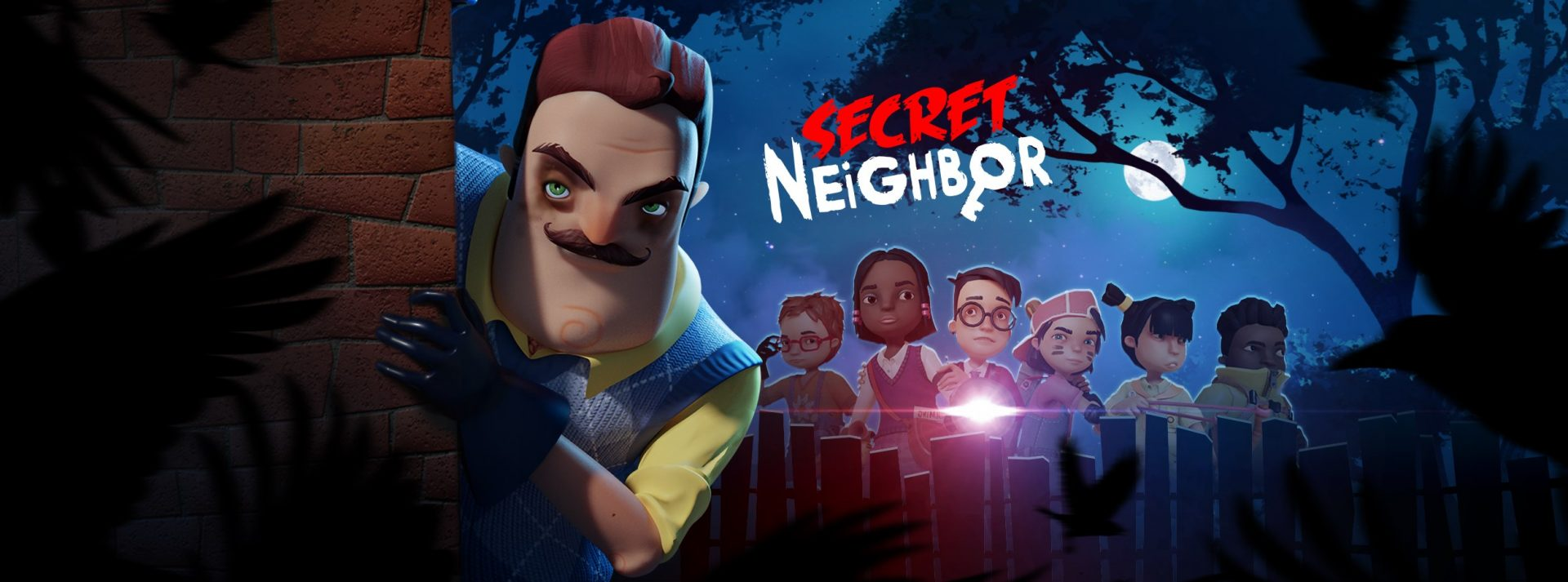 TinyBuild / Secret Neighbor / Facebook