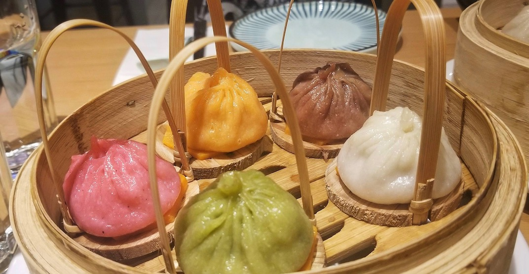 Vancouver's got a new spot for huge rainbow soup dumplings