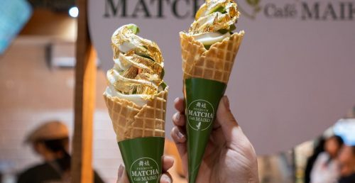 A look inside Canada's second Matcha Cafe Maiko in Markham (PHOTOS) | Dished - Daily Hive