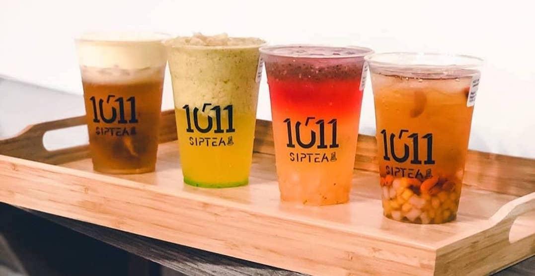 New Toronto bubble tea shop offering BOGO drinks all month long