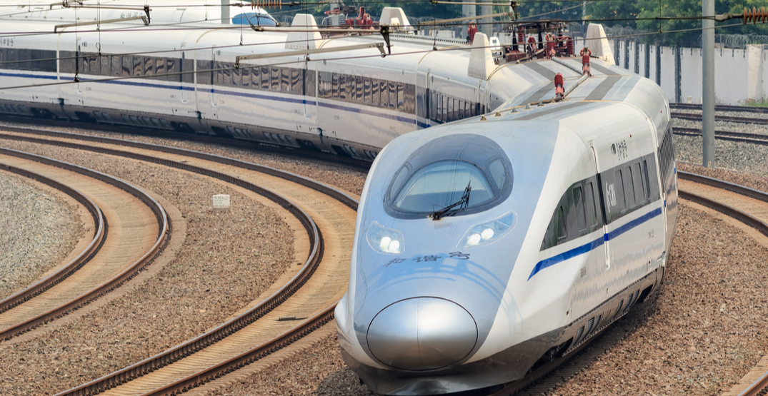 Thailand high-speed rail could come into operation in 2023