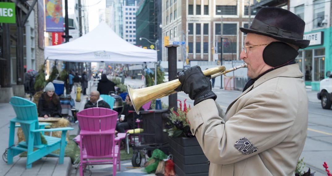 King Street's FREE winter activities kick off this week
