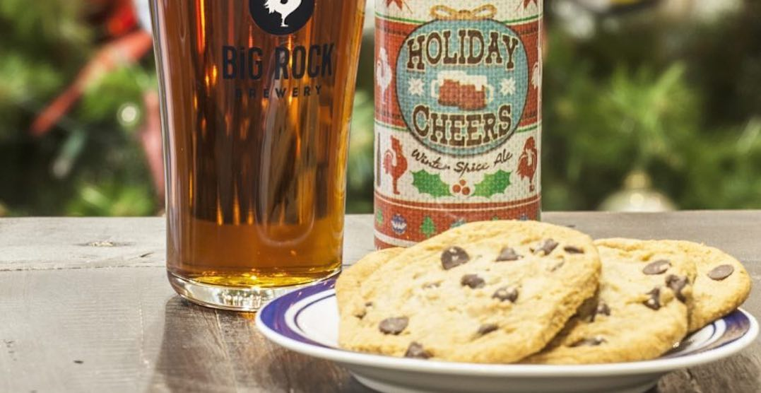 There's a gingerbread house contest at a local craft brewery next month