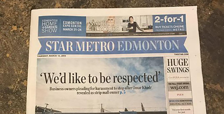 Torstar to stop printing StarMetro papers across Canada