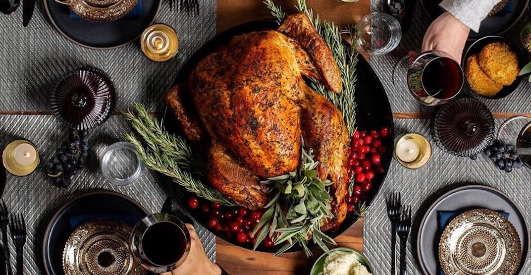 11 places to get holiday dinner to-go in Vancouver this season