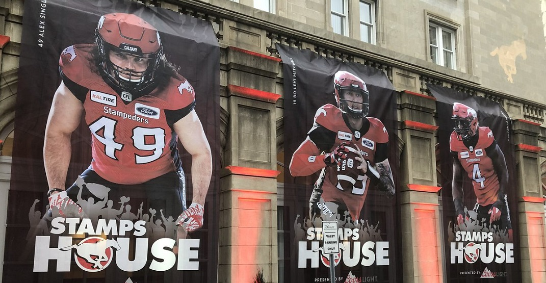 Here are all the Grey Cup team parties to check out in Calgary this week