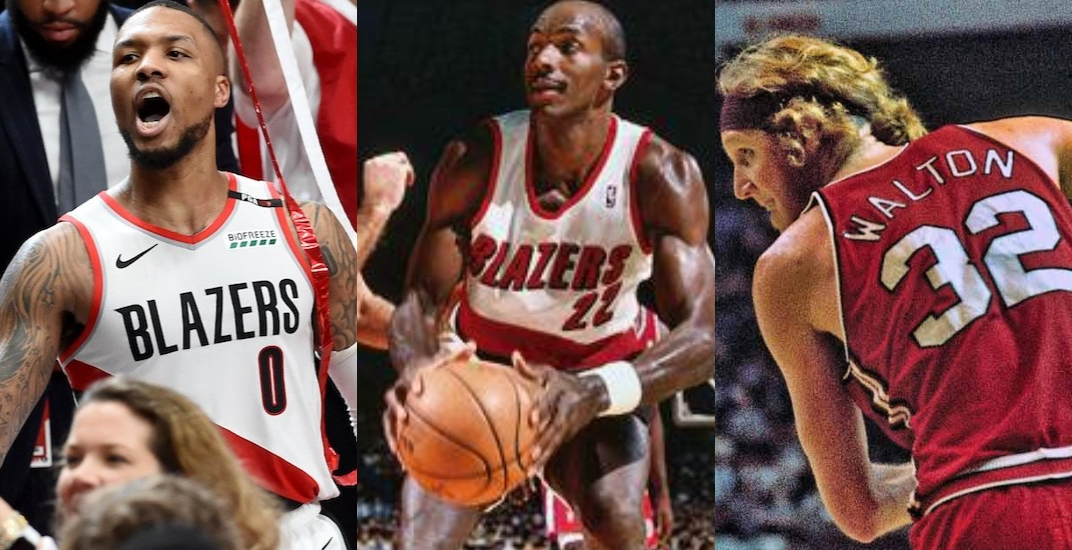 Ranking the top 10 players in Portland Trail Blazers history